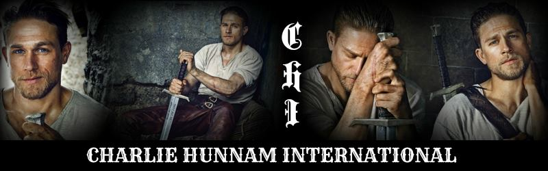Official Charlie Hunnam Forum
